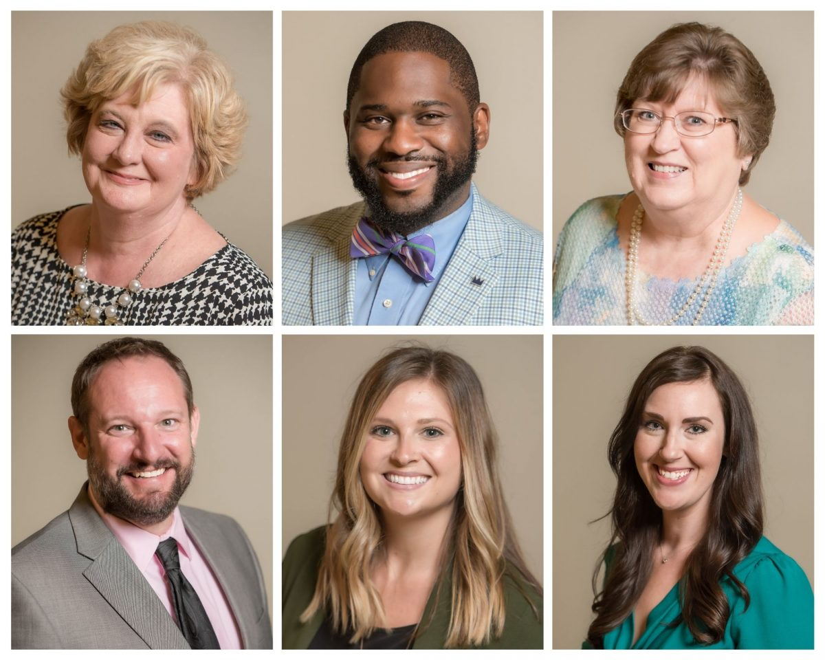 Bio photos of the United Way of York County Team Members