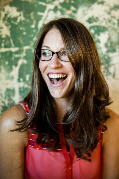 Melissa Harper headshot